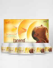 Aryanveda Tanend UV Protection Kit 510gm