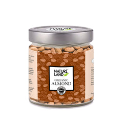 Natureland Organics Almonds 250 Gm