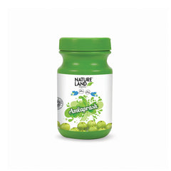 Natureland Organics Amlaprash 500 Gm