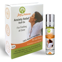 Joybynature Anxiety Relief Roll On 8ml