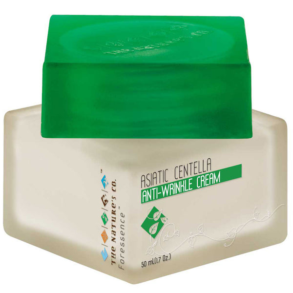 The Nature's Co Asiatic Centella Anti Wrinkle Cream 50ml