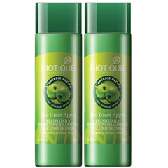 Bio Green Apple Shampoo & Conditioner (pack Of 2)