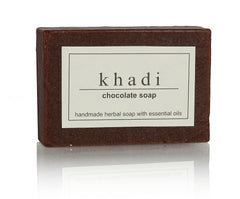 Khadi Natural Chocolate Soap 125gm