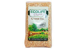 Ecolife Organic Chana Dal 500gm