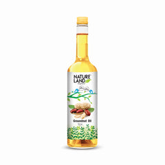 Natureland Organics Groundnut Oil 1 Ltr