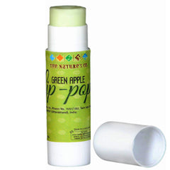 The Nature's Co Green Apple Lip Pop 5ml
