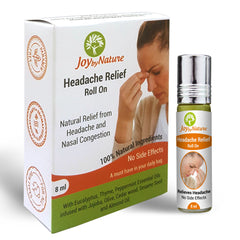 Joybynature Headache Relief Roll On 8ml