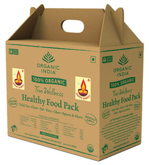 Organic India Healthy Food Pack