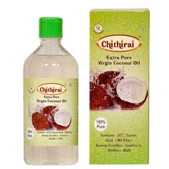 Chithirai Extra Pure Virgin Coconut Oil 500ml