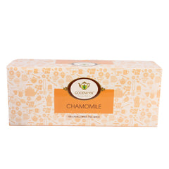 Goodwyn Tea Chamomile Infusion 100 Tea Bags