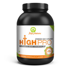 Joybynature Natural HeightPro Chocolate Flavor 400g