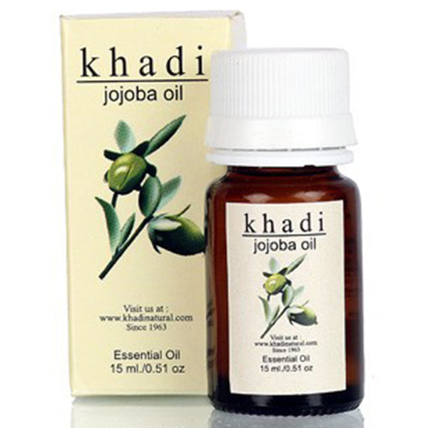 Khadi Natural Jojoba Oil 15ml