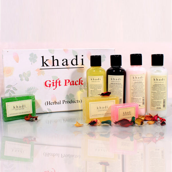 Khadi Natural Gift Pack