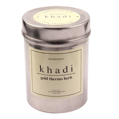 Face Pack - Khadi Natural Gold Thermo Herb 100gm