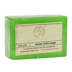 Soaps - Khadi Natural Neem Tulsi Soap 125gm