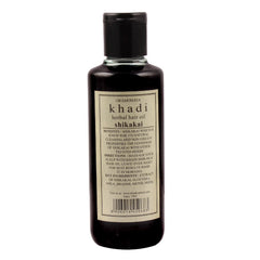 Khadi Natural Shikakai Oil 210ml