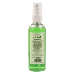 Face Care - Khadi Natural Mint And Cucumber Face Spray 100ml