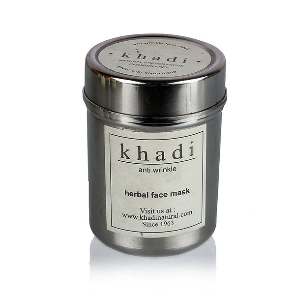 Khadi Natural Anti Wrinkle Face Mask 50gm