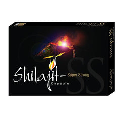 Shilajit Ss - Sexual Strength, Stamina, Erectile Dysfunction, Premature Ejaculation Capsules