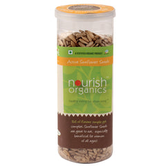 Nutritional - Nourish Organics Active Sunflower Seeds 150gm