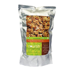 Nourish Organics Honey Roasted Walnuts 100gm