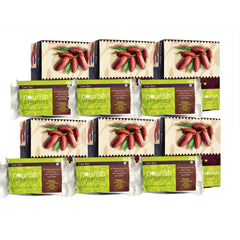 Nourish Organics Date Bar 30gm Pack Of 6