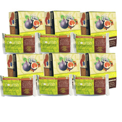 Nourish Organics Anjeer Amaranath Bar 30gm Pack Of 6