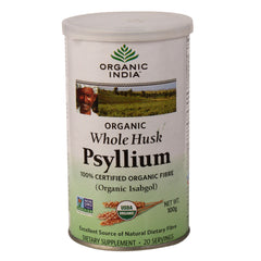Stomach Related - Organic India Psyllium Husk Isabgol 100gm