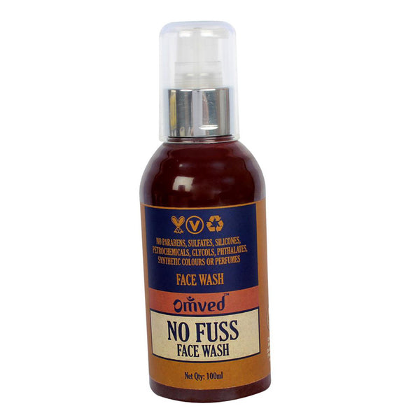 Omved No Fuss Face Wash 100ml