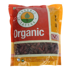 Organic Tattva Organic Rajma Red 500gm