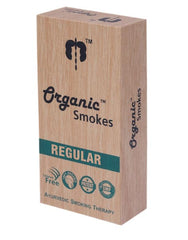 Organic Smokes Regular Ayurvedic Smoking Therapy 10 Smokes