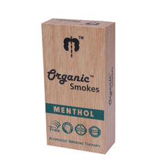Organic Smokes Menthol Ayurvedic Smoking Therapy 10 Smokes