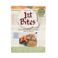 Pristine Organics 1st Bites Wheat & Mixed Vegetable 300gm