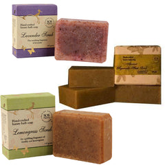 SOS Organics Soap Value Pack - Set of 3