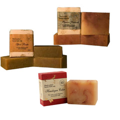 SOS Organics Soap Nourishing Pack - Set of 3