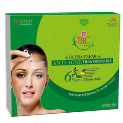 Beauty Kits - Tbc By Nature Ultra Clear Anti Acne Treatment Kit