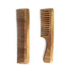 Joybynature All Purpose Comb and Comb With Handle