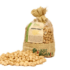 Just Organik Organic Chickpea Kabuli 500gm