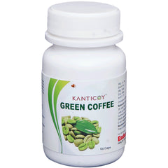 Kanticoy Green Coffee  60 Capsules