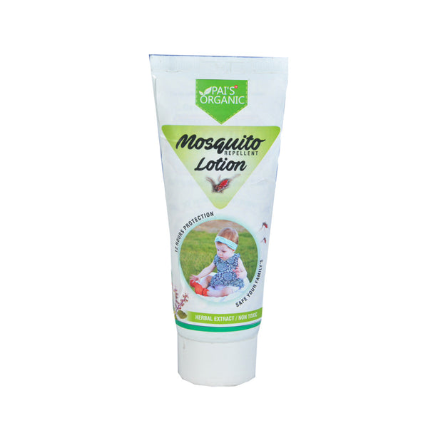 Pai's Organic Mosquito Repellent Lotion 70gm