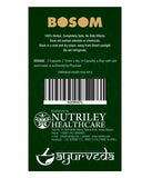 CRD Ayurveda Bosom - Breast Enlargement Capsules (60 Capsules)