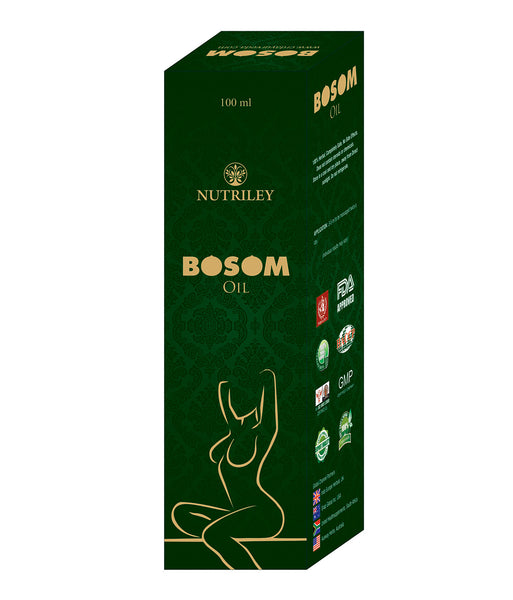 CRD Ayurveda Bosom - Breast Enlargement Oil (100 ML)