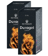 CRD Ayurveda Duragel - Sexual Wellness Lotion (15 ml) - Pack of 2