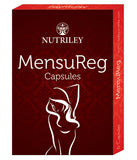 CRD Ayurveda Mensureg - Mensural Regulator Capsules (60 Caps)