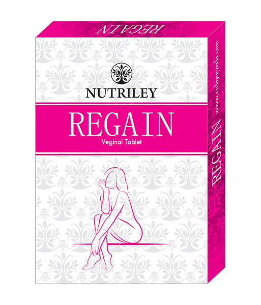 CRD Ayurveda Regain - Vaginal Tightening Tablets (50 Tablets)