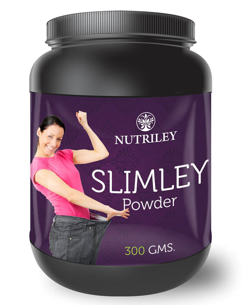 CRD Ayurveda Slimley - Fat Burner/Slimming Powder (300 Gms.)