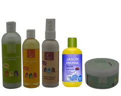 Natural Bath & Body   Childcare Combo Pack