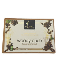 Natural Bath & Body Woody Oudh Bathing Bar 125gm
