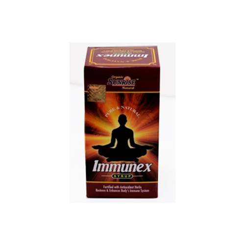 Organic Sunrise Natural Immunity Booster Syrup 400ml