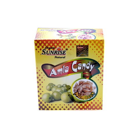 Organic Sunrise Natural Organic Amla Fruit Spicy 200gm